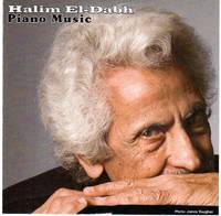 image of Piano Music of Halim El Dabh [COMPACT DISC]