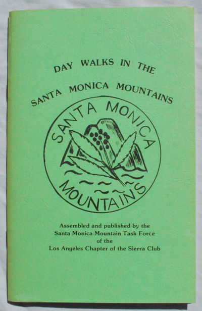 Los Angeles:: Santa Monica Mountain Task Force of the Los Angeles Chapter of the Sierra Club,, 1979....