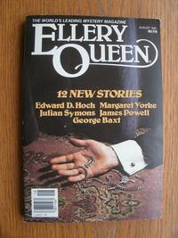image of Ellery Queen's Mystery Magazine August 1982