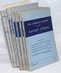 American Review on the Soviet Union [eight issues]
