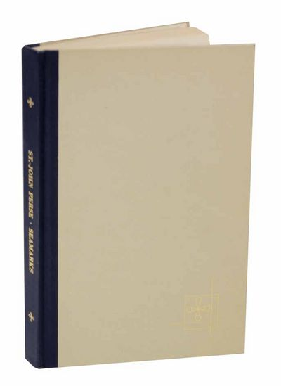 New York: Pantheon Books, 1961. Second edition Hardcover. 239 pages. The Bilingual Edition with tran...