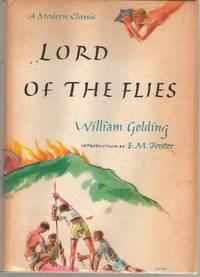 Lord of the Flies by Golding, William; E. M. Forster (Introduction) - 1962