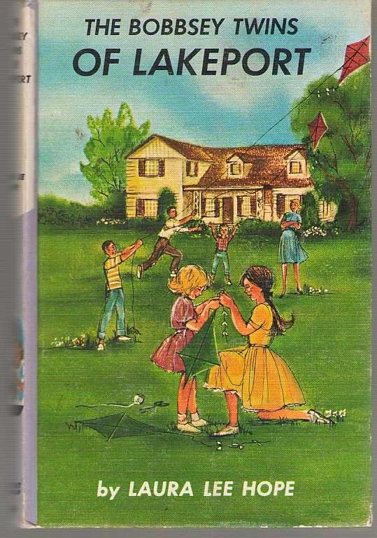 The Bobbsey Twins Of Lakeport By Hope Laura Lee 1961