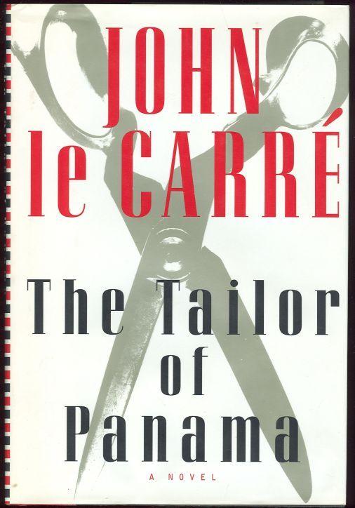 TAILOR OF PANAMA, Le Carre, John