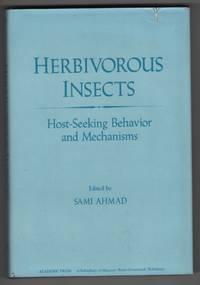 Herbivorous Insects  Host-Seeking Behavior and Mechanisms