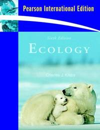 image of Ecology: The Experimental Analysis of Distribution and Abundance: International Edition