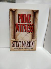 Prime Witness by  Steve Martini  - First Edition  - 1993  - from Fleur Fine Books (SKU: 9780399138027)