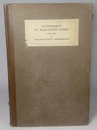 image of Anthology of Magazine Verse for 1918 and Yearbook of American Poetry