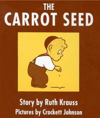 image of The Carrot Seed Board Book: 75th Anniversary