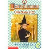 image of Karen's Black Cat (Baby-Sitters Little Sister #102)