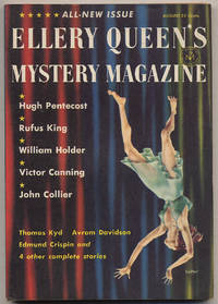 Ellery Queen's Mystery Magazine: Vol. 30, No. 2, Whole No. 165, August, 1957