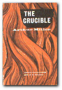 a book analysis of the crucible by arthur miller