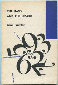 The Hawk and the Lizard (Poets in Swallow Paperbacks)