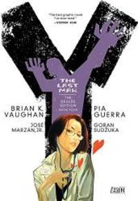 image of Y: The Last Man, Book 4, Deluxe Edition