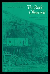 image of THE ROCK OBSERVED:  STUDIES IN THE LITERATURE OF NEWFOUNDLAND.