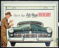 Meet the ALL-NEW Mercury (Advertising Booklet).