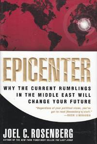 image of Epicenter Why Current Rumblings in the Middle East Will Change Your Future