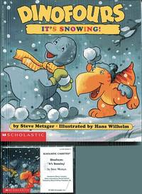 It's Snowing! (DinoFours Series)