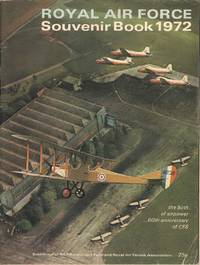 Royal Air Force Souvenir Book 1972 Edition
