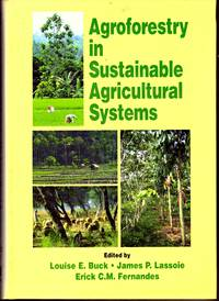 image of AGROFORESTRY IN SUSTAINABLE AGRICULTURAL SYSTEMS