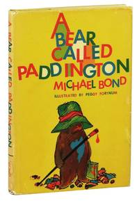 collectible copy of A Bear Called Paddington