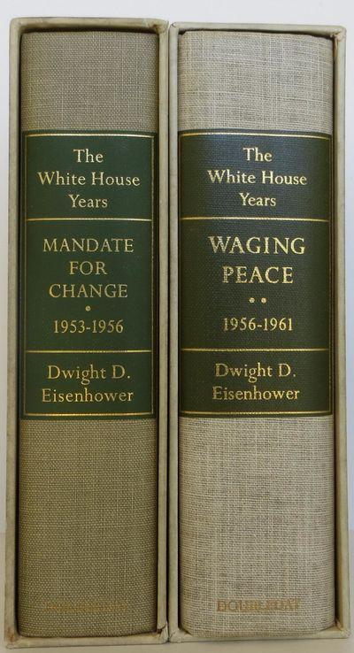 Doubleday & Company, Inc., Garden City, NY, 1963. 1st Edition. Hardcover. Fine/No Jacket. Two Volume...