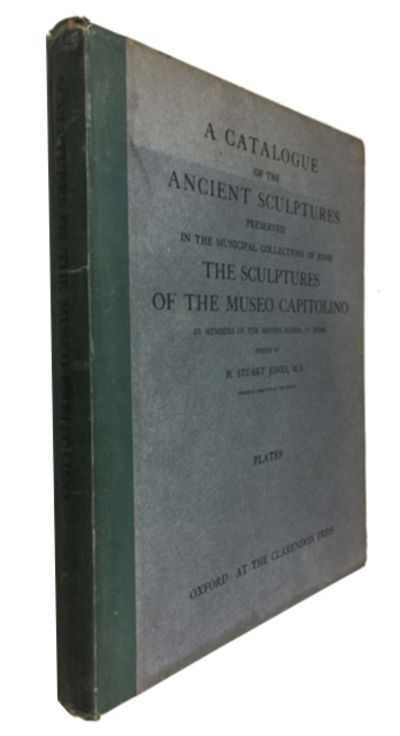 Oxford: At the Clarendon Press, 1912. 1st ed. Hardcover. Very Good. This volume only. 94 black & whi...