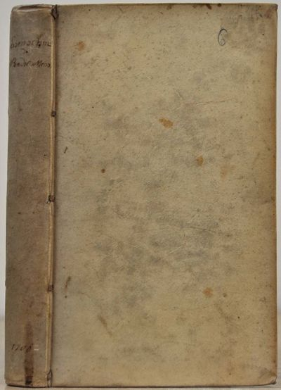 Argentorati , France: Theodorici Lerse, 1708. Book. Very good condition. Hardcover. First Edition. 1...