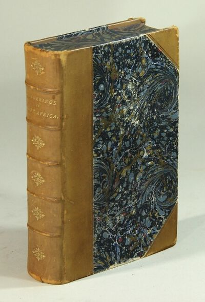 London: Tinsley Bros, 1863. First edition, 2 volumes in 1, small 8vo, pp. -viii, , 303, ; , 295, ; f...