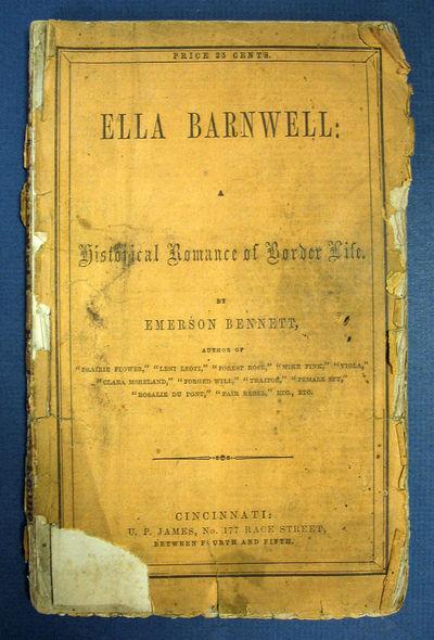 Cincinnati: Published by U. P. James, No. 177 Race Street, 1853. Later edition, ca 1870s (cf. BAL 10...