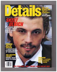 image of Details Magazine - January,1997. Skeet Ulrich Cover; Bill Gates; Sperm - The Seeding Frenzy; Vince Vaughn; Dontae Jones; Bijou Phillips; DJ Shadow; Sublime; Gavin Rossdale