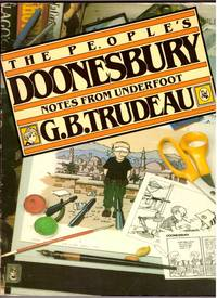image of The People's DOONESBURY. Notes from Underfoot.