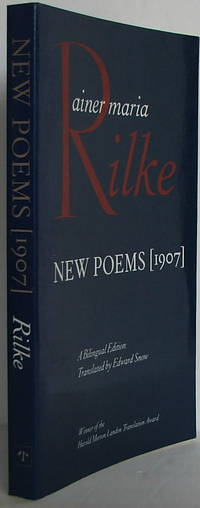 image of New Poems, 1907 (English and German Edition)