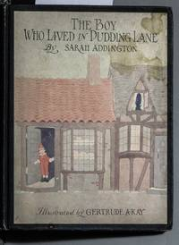THE BOY WHO LIVED IN PUDDING LANE [SANTA CLAUS]