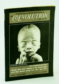 The Coevolution Quarterly (Magazine), No. 21, Spring 1979 - Chemical Harm to Human DNA