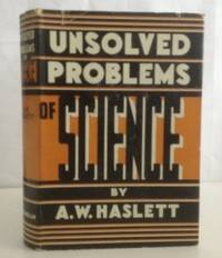 Unsolved Problems of Science