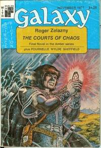 "GALAXY Science Fiction: November, Nov. 1977 (""The Courts of Chaos"")"