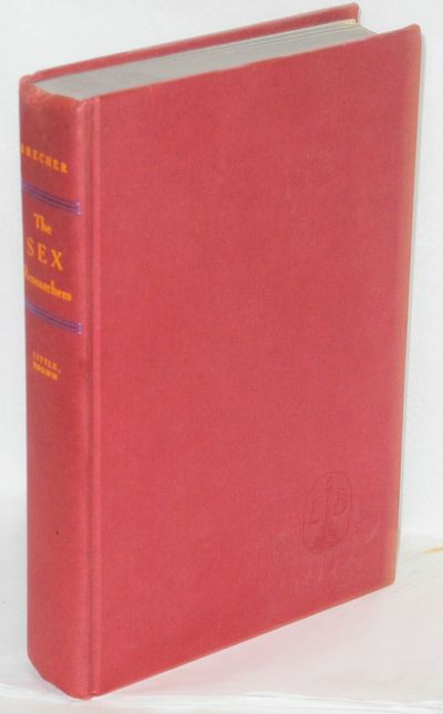 Boston: Little, Brown and Company, 1969. Hardcover. xvii, 354p., foreword, introduction, bibliograph...