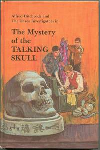 image of The Mystery of the Talking Skull