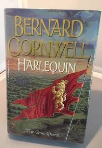 Harlequin by  Bernard Cornwell - Signed First Edition - 2000 - from BMD Books and Biblio.com