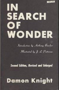 image of IN SEARCH OF WONDER -  2nd edition