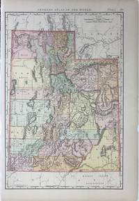 Indexed Atlas of the World--Utah