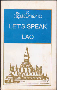 Let's Speak Lao by Douangchanh Vannaboupha - Paperback - from Books of the World (SKU: RWARE0000001274)