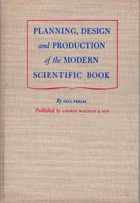 image of Planning, Design and Production of the Modern Scientific Book