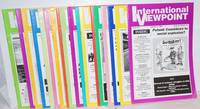 image of International viewpoint [18 issues for the year 1990]