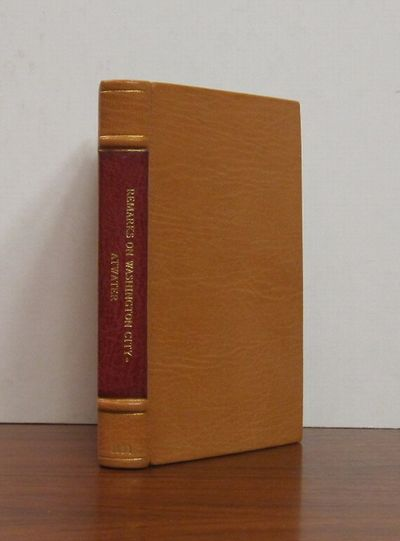 Columbus: Isaac N. Whitting, 1831. First. hardcover. , vi-vii, , , 1, 296pp. (untrimmed pages are un...