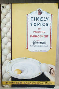 image of Timely Topics on Poultry Management