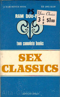 A SWITCH-HITTER FOLLOWS THE ADS: A SEX ODYSSEY and THE PLEASURE PALACE by  Jill Baker and Raphael Mulligan Boyle - Paperback - 1969 - from Alta-Glamour Inc. and Biblio.com