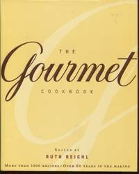 The Gourmet Cookbook :  More than 1000 recipes  More than 1000 recipes
