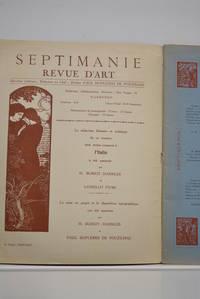 SEPTIMANIE. Numéro spécial consacré à l'Italie.